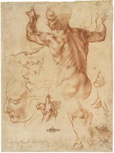 Men with Breasts - Michelangelo's women 2