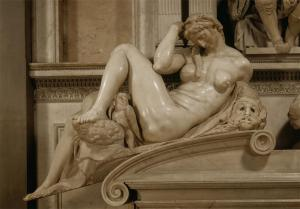 Men with Breasts  (Or Why are Michelangelo's Women so Muscular?) Part 1