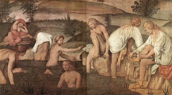 Did renaissance women remove their body hair?