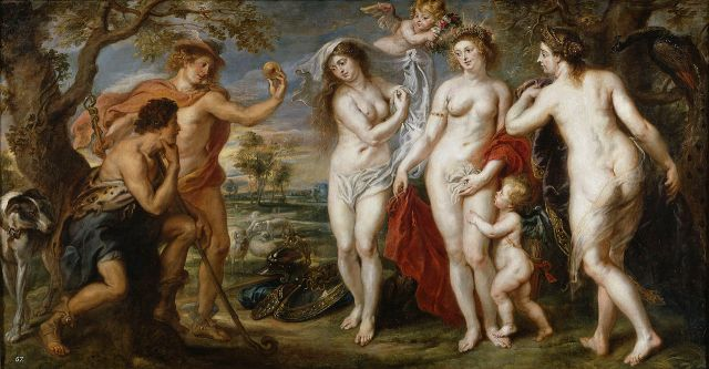 Rubens, Prado Judgment of Paris