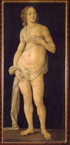 Lorenzo di Credi nude
