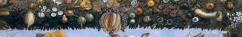 Raphael wkshop, garlands farnesina