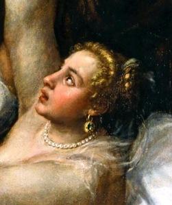 Titian, Lucretia, det